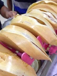 Katering Aiskrim Ice Cream Apam Balik Booth Event