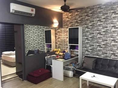 Sutera Tampoi Indah Greenfield studio Renovated Nice design