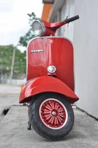 Vintage Rim Tube Type Vespa