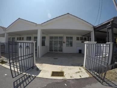 Rumah teres setingkat untuk disewa di Bandar Kuala Krai