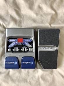 DigiTech RP80 Modelling Guitar Processor
