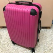 24™ Pink Luggage (Medium Size)