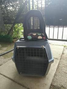 Carrier & travel box for pets & perangkap haiwan