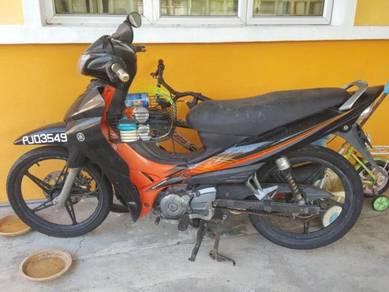 2010 yamaha lagenda 110