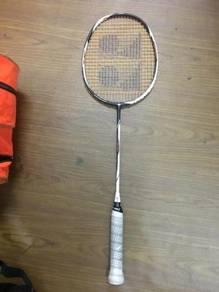 Yonex Racket and Li-ning bag