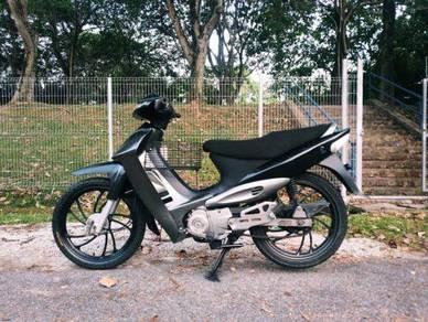 1999 Suzuki FX110