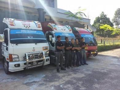 Lori Sewa Pindah Transport Semenanjung 1/3/5TAN