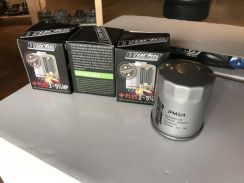 Works oil filter + plus 2-5 % hp all type car