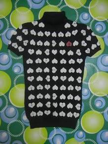 Jaker 98 stradivarius black ladies shirt