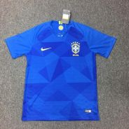 Brazil Away Jersey Nike World Cup 2018