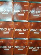 Car battery bateri NIKO 18 MF NS 40L OCT 2018