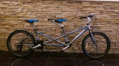 0% SST MTB Tandem Bicycle Shimano New- Factory