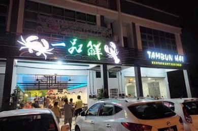 Seafoods restaurant