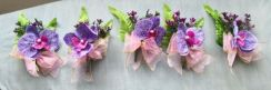 Corsage Flowers 5 nos