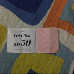 Jovian RM50 Voucher
