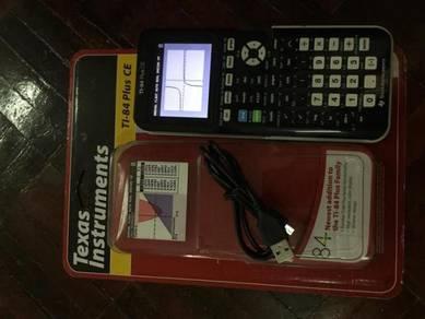 Ti 84 plus ce Graphic calculator