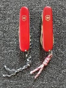Victorinox Swiss Army Knife Huntsman Terpakai