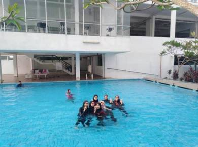 Homestay bangi convention center