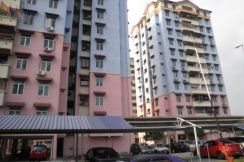 Pangsapuri Cheras Utama 883sfqt Cheras BelowMarket Renovated FULL LOAN