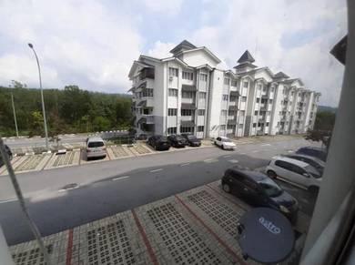 1 Room Only :Apartment with Lift Taman Puncak Rasah ,Rasah Kemayan S2