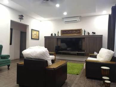 Taman Melawis Klang Single Storey Bungalow Unit