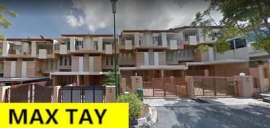 Setia Pearl Island Terrace House WORTH BUY Sungai Ara BEST BUY