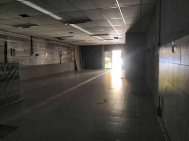 Ground floor Shop, Renovated, Permas Jaya