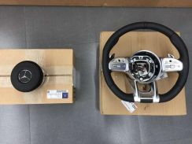 Mercedes C63 E63 G63 S63 AMG GT Steering Wheel