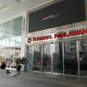 TERMINAL PAHLAWAN MELAKA Shopping Complex (For Rent)