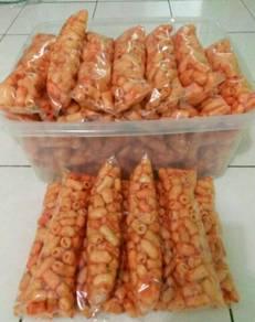 Mac Gor Do ( Macaroni Goreng Balado )