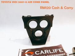 Brand New TOYOTA VIOS 2008-12 Air Cond Panel