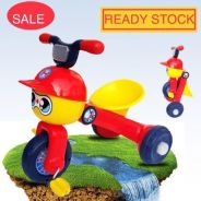 NEW Kids Tricycle Foldable bike learn bicycle baby