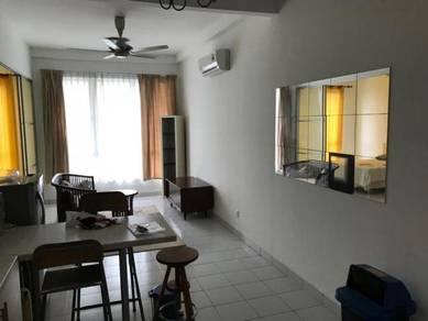 Subang condo for rent - casa tiara studio fully furnished
