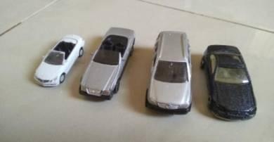 Mercedes LOT car model diecast hotwheels maisto