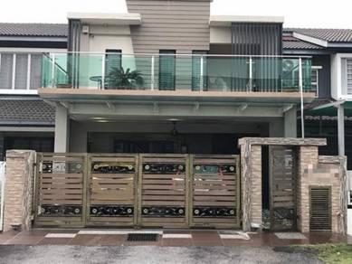 RENOVATED Terrace House Taman Seri Bangi Seksyen 8 Bandar Baru Bangi