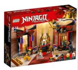 Lego 70651 Ninjago_ Throne Room Showdown
