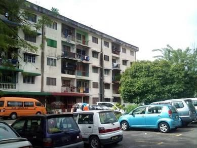 Sri Muda Shah Alam 2 rooms flats