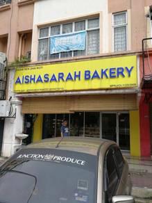 Bisnes Bakeri Untuk Dijual