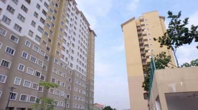 Putra Suria Residence. Bandar Sri Permaisuri Big Size Low Floor
