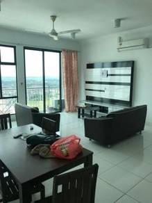 Sky Executive / 2 Bed Full Furnished / Below Market / Bukit Indah