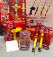 Set Absorber & Spring Performance Spec Proride