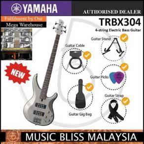 Yamaha TRBX304 4-string Electric Bass Guitar Packa