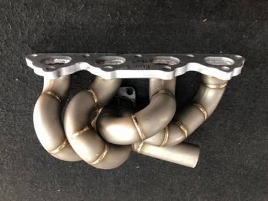 Banana Exhaust Manifold evo avr vr4 gsr turbo