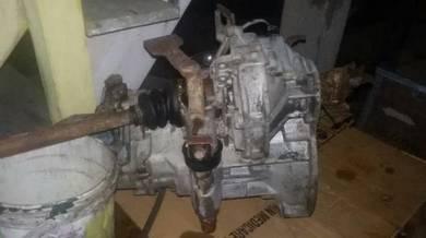 Gearbox kancil 850 manual