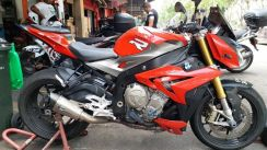 2015 BMW S1000R Import Baru like CBR Gsx Gsxr