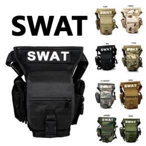 SWAT TACTiCAL WAIST DROP LEG MULTI-FUNCTION BAG