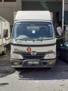 HINO 1st USER (WU300R) 2011 STAINLESS STEEL BOX