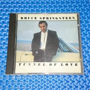 Bruce Springsteen - Tunnel Of Love [1987] Audio CD