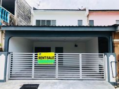 Double Storey 3bedroom for RENT in Kluang