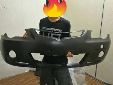 Front bumper pu pesona / gen2